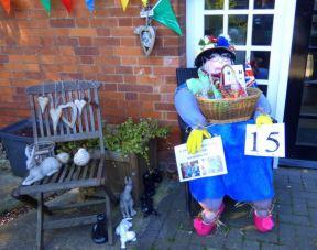 Holyrood Scarecrow