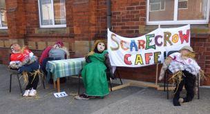 Scarecrow Cafe 2015