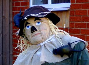 Scarecrow from Oz cu
