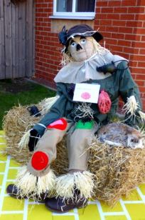 Scarecrow from Oz
