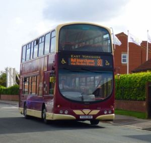 80 bus Drapers