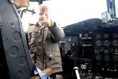Ellis cockpit