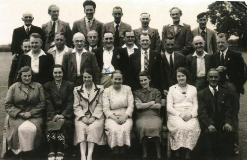 Hedon Sports Committee early 1960s M Ripley