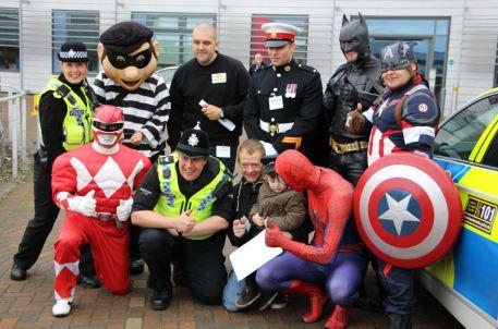 Humberside Police heroes