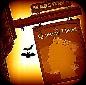 Spooky Queen's Head