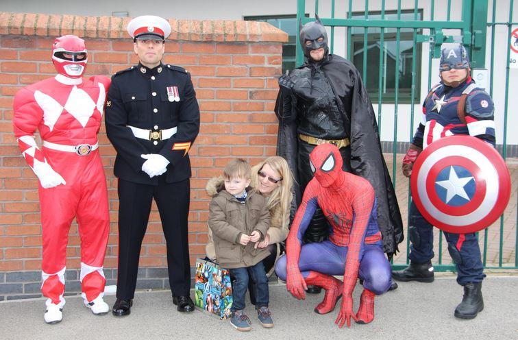 Superheroes and Ellis
