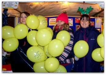 Brightstart Nurseries Balloon Girls