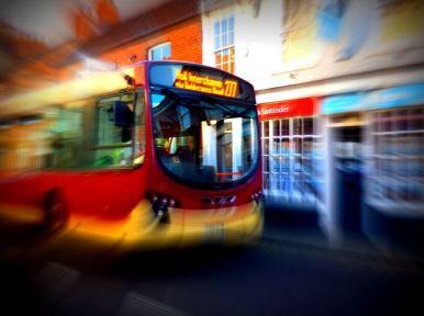 bus 277 Hedon blur