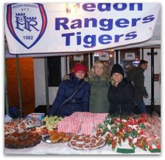 Hedon Rangers Tigers stall