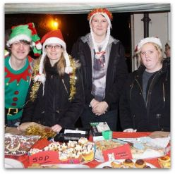 Hedon Youth Group om stall