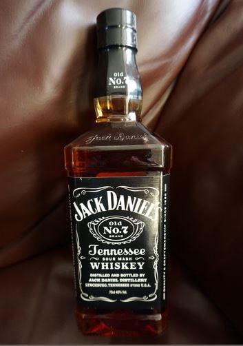 Bottle Jack Daniels