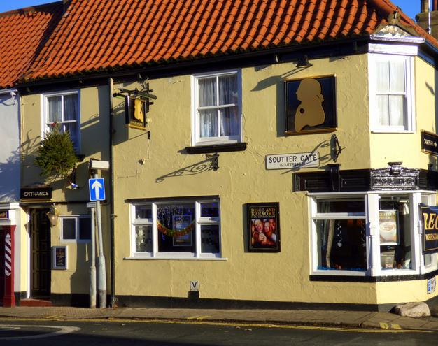 King's Head reopening 25th Nov 15