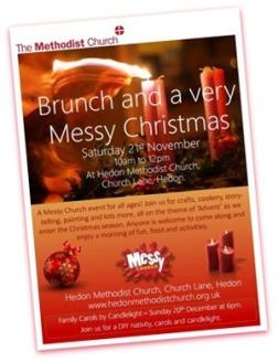 Messy church xmas 15