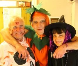Nag's Head at Halloween 2