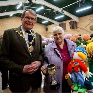 Pat Hopper Trophy Gardener Doll