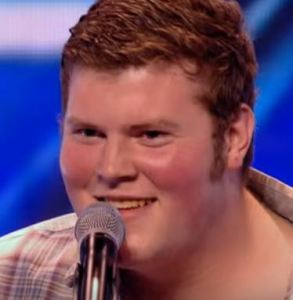 Ryan Mathie X Factor