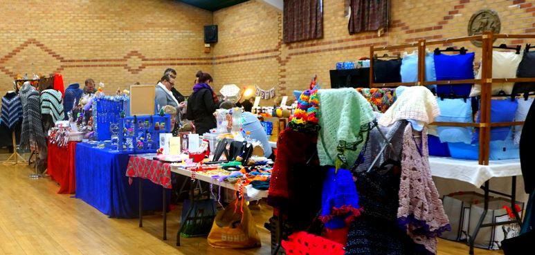 Alexandra Hall Craft Fair