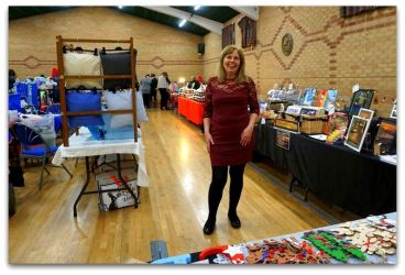 Christine Mathers Craft Fair Organiser