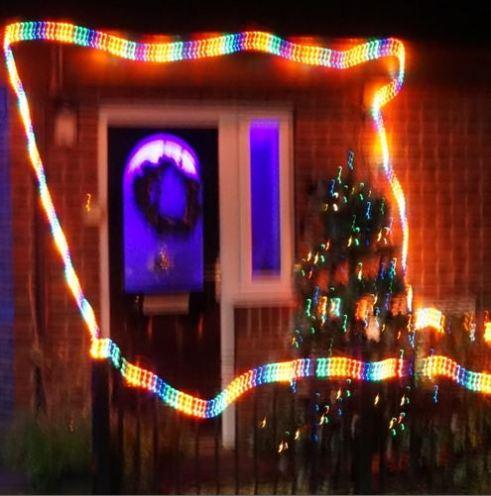 Christmas Lights 2015 e