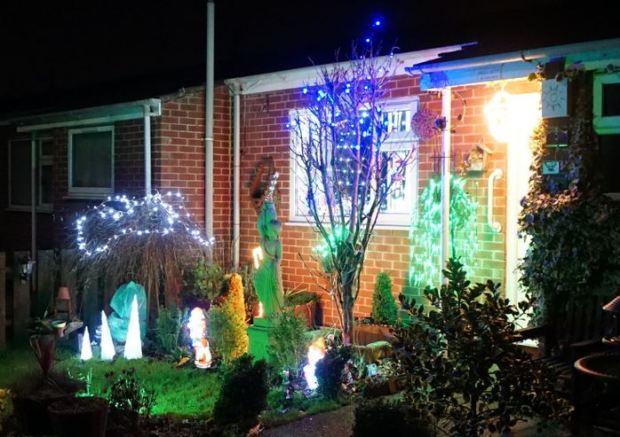 Christmas Lights 2015 f