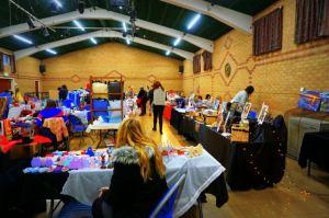Craft Fair Alexandra Hall