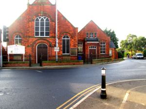 Preston Methodist Chapel