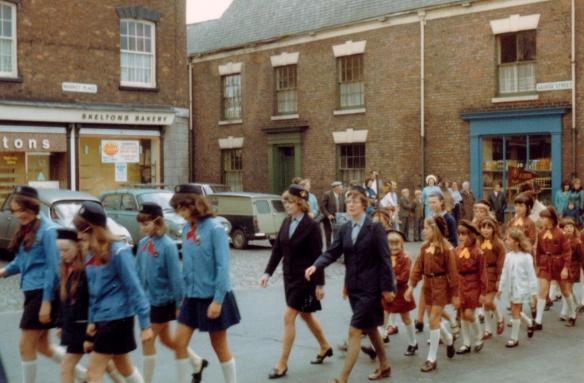 Mayor's Sunday Parades 1970's by Tom Bond