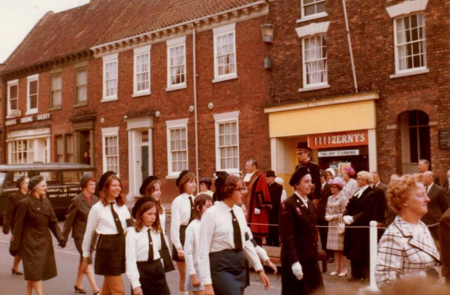 Mayor's Sunday Parades 1970's by Tom Bond