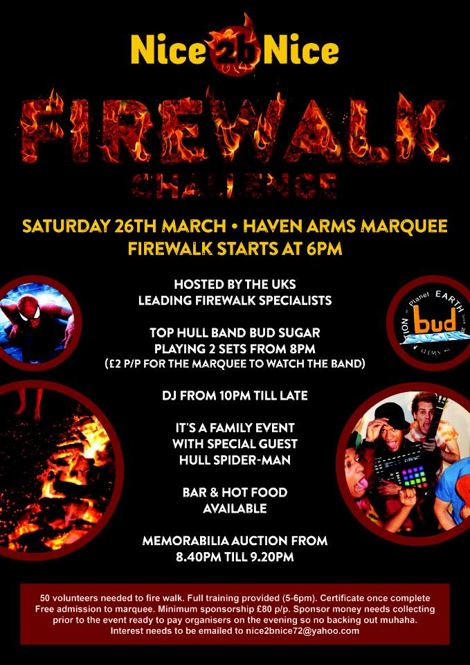 Haven Arms Firewalk