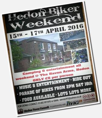 Hedon Biker Event