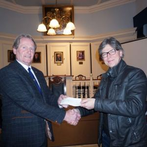 Hedon Haven Trust - Rev. Jon Wright