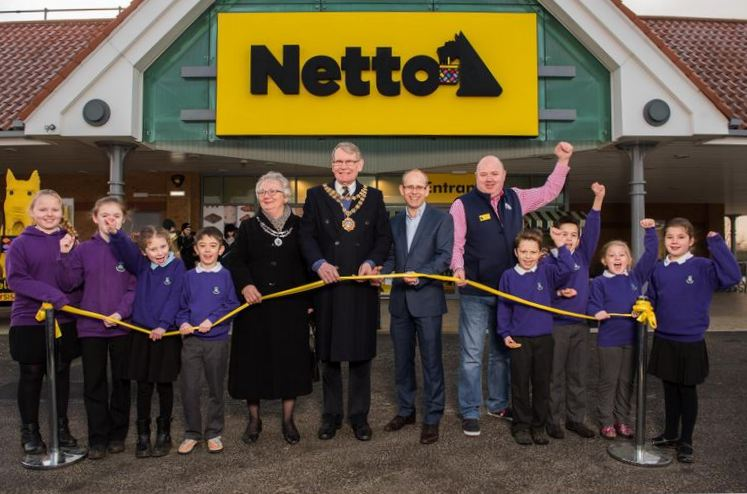 Netto Formal Opening