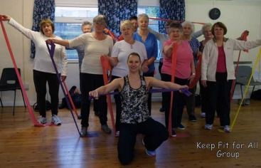 Cottingham U3A Keep Fit
