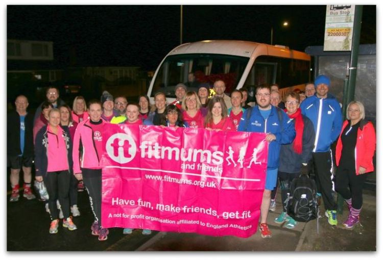 Fitmums early birds