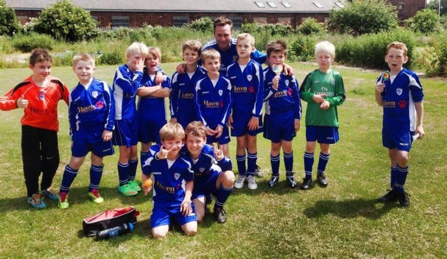Hedon Rangers U11's