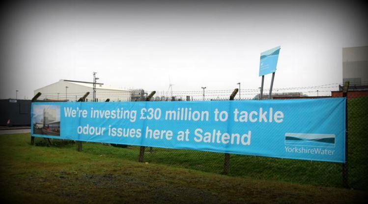 Yorkshire Water banner