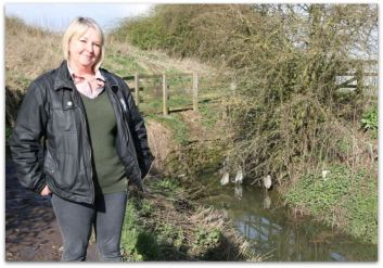 Councillor Di Storr, Hedon Town Council Emergency Planning Committee