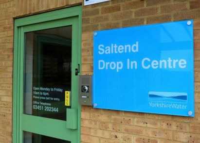 Entrance - Saltend Drop in Centre Hedon