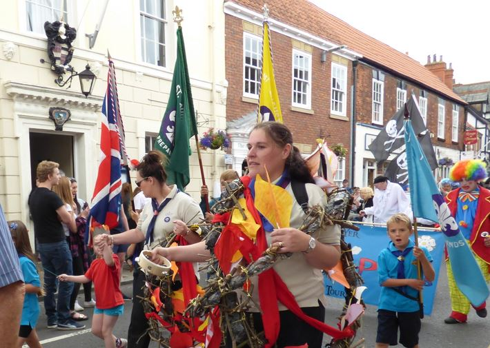 Hedon Scouts HedFest
