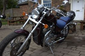 Bike at Haven 2