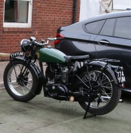 BSA Beauty Bike