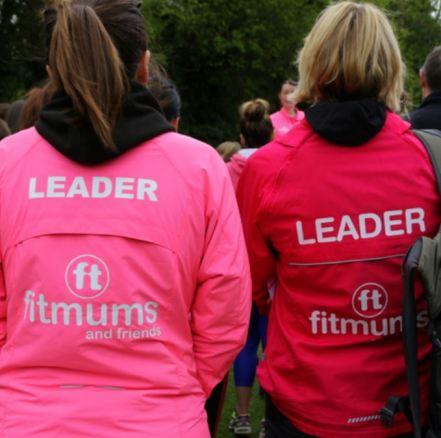Fitmums leaders