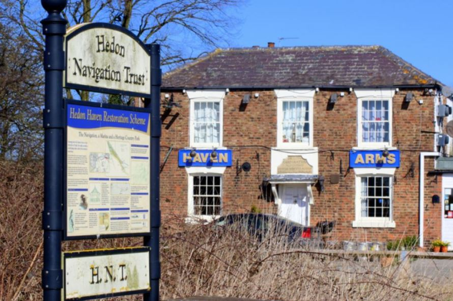 Historic Haven Arms
