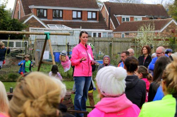 Julie Fenton briefing