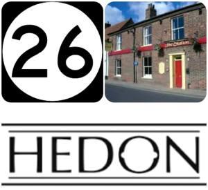 Restaurant 26 Hedon image