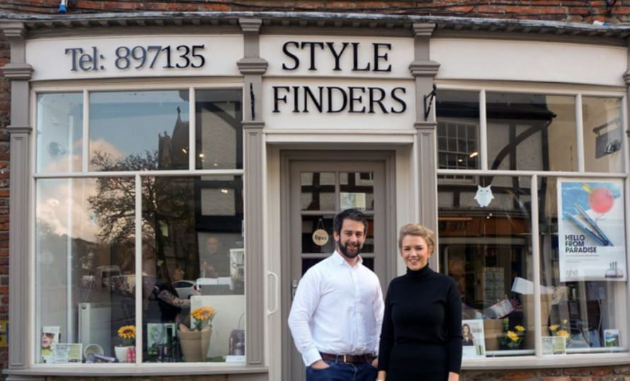 Style Finders Ben Louisa Fisher