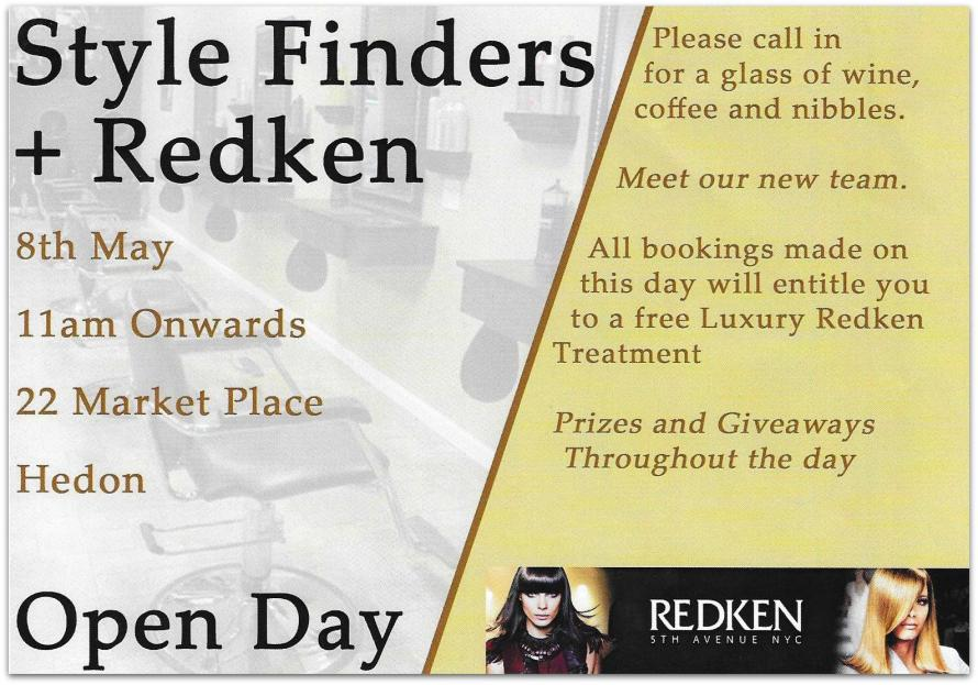 Style Finders Open Day0011
