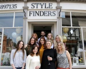Style Finders staff snip