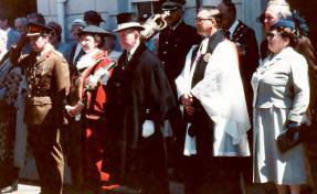 2. Coun. Christine McLaren, Civic Service, c. 1990