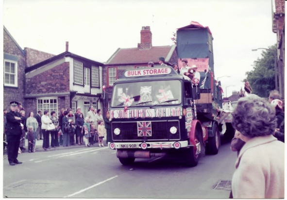 1 Silver Jubilee Parade Hedon 1977 by Tom Bond